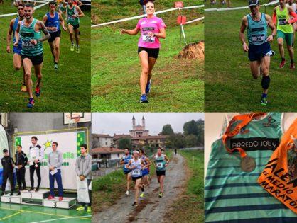 Dal cross della Rocca alla Medio Maraton di Valencia