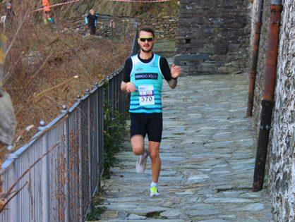 Marco Giudici vince il Winter Trail di Vogogna