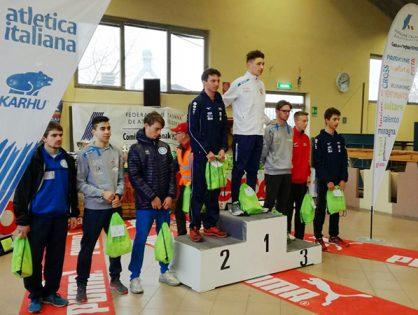 Gli junior della Sport Project VCO conquistano il Piemonte