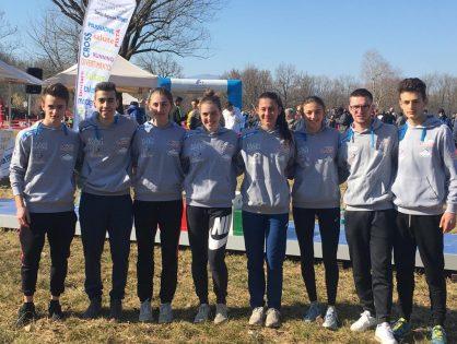 I nostri ragazzi sono i nuovi campioni regionali di corsa campestre maschile e femminile